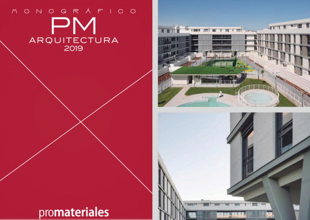 El Monográfico de Arquitectura 2019 de 'Promateriales' incluye el residencial Habitat Bulevar