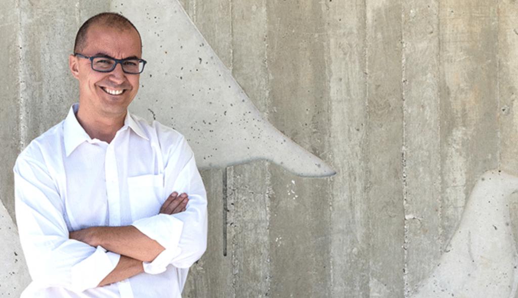 El arquitecto Gabriel Verd, socio de Buró4, gana el   Premio DPA Fórum Sevilla 2020