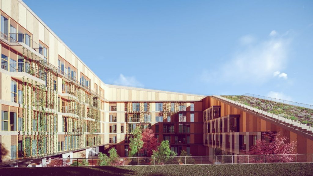 Accésit a la propuesta de Buró4 para Valdezorras en el I Concurso de Arquitectura Vivienda Social de Sevilla