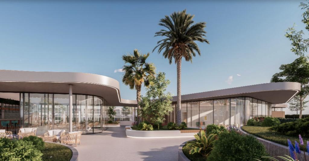 El primer 'Living Club' de España y una promoción residencial,  entre los proyectos más destacados de Neinor en Andalucía