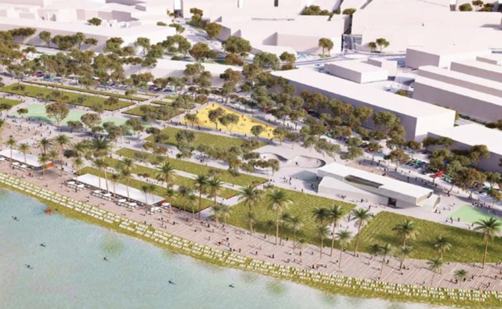 Buró4 se adjudica el proyecto básico y de ejecución del parque de La Magdalena de San Fernando