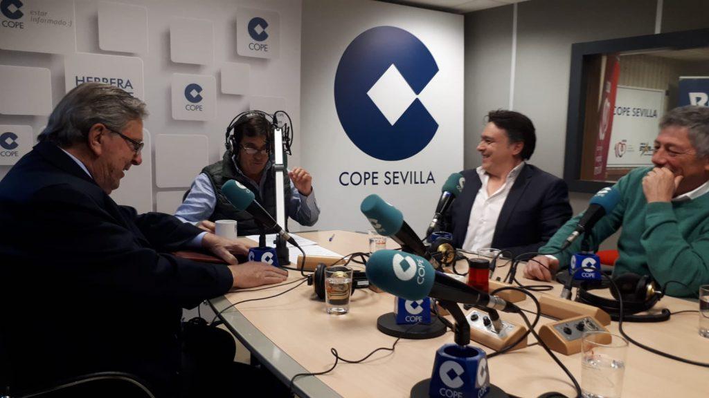 El programa 'Empresas 8.0' de COPE Andalucía entrevista a Ramón Cuevas