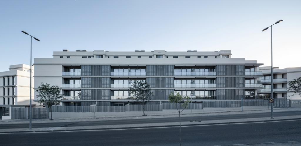 Habitat Bulevar, de Buró4 y Gabriel Verd, finalista de los premios Asprima-SIMA 2019 como mejor actuación en vivienda
