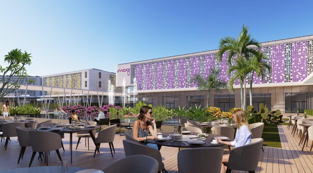 Buró4 y Gabriel Verd diseñarán un nuevo complejo de Cayman Hospitality en Sevilla con dos hoteles y diversos equipamientos