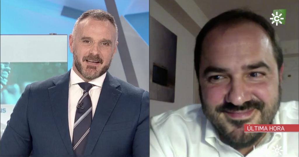 Canal Sur TV entrevista a Jorge Ferral, socio de Buró4,  sobre el papel que juegan las viviendas y el urbanismo en la actual crisis sanitaria