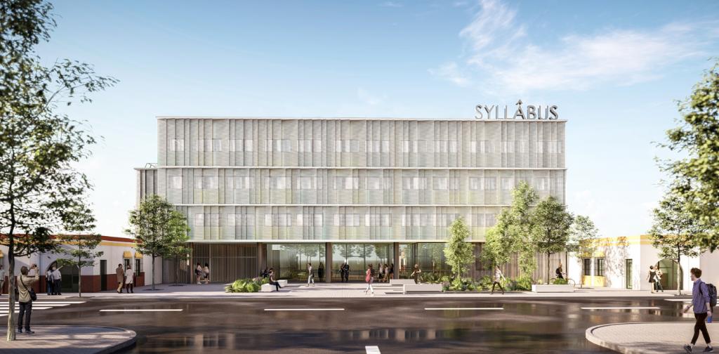 Luz verde a la nueva residencia universitaria de Syllâbus en Los Bermejales, con una inversión de 10 millones