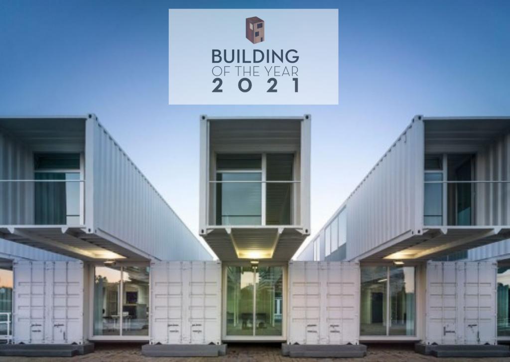 La Terminal de Cruceros de Sevilla, de Buró4, nominada a los 'Building of the year 2021' de ArchDaily